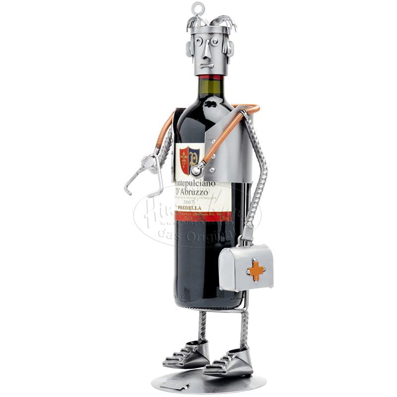 Arzt Weinhalter – Hinz & Kunst Schraubenmännchen